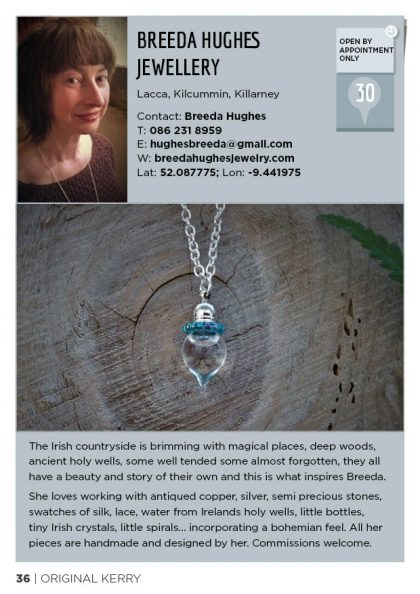 Breeda Hughes Jewellery